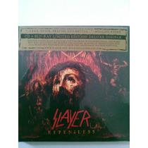 Slayer Repentless Cd + Blu-ray