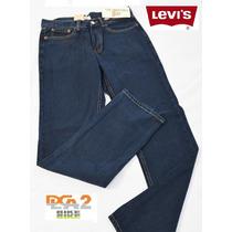 Pantalon Blue Jeans Levis 501 De Caballero Clasico