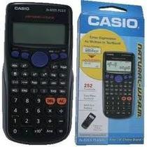 Calculadora Cientifica Casio Fx 82es Plus