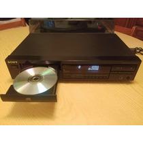 Sony Cdp-397 Cd Player De Alta Fidelidad