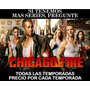 Pelicula Serie Tv Dvd Hd Chicago Fire Todas Las Temporadas