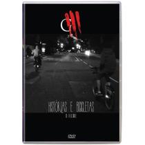 Dvd Oficina G3 - Histórias E Bicicletas / O Filme.