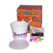 Circo Canicas De Agua Kit Experimentos No Tóxico 5+ Zincomas