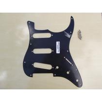 Escudo Para Guitarra Strato Tagima Memphis Mg 32 Preto