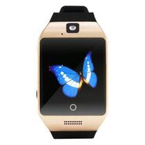 Reloj Celular Smartwhatch Gear Gv08 Camara Touch Podometro