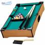 Brinquedo Jogo Mini Mesa De Sinuca Snooker Infantil