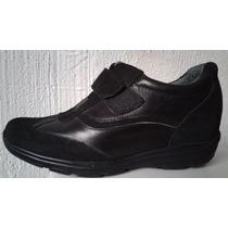 Aumentar Estatura Modelo Unico Zapatos Hombre Café / Negro