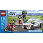 Persecución Policial A Toda Velocidad - Lego City