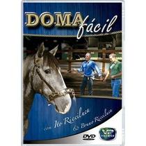 Dvd Video Aula Doma Fácil Ito Ricciluca E Bruno Ricciluca