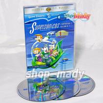 Los Supersonicos Temporada 2 Volumen 1 Dvd En Español Latino