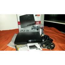 Playstation 3 320 Gb + 2 Juegos + 1 Joystick