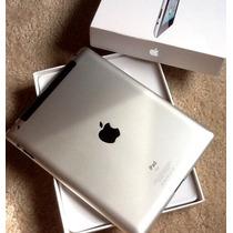 Ipad 2 64 Gb. Accesorios Originales. Smart Cover Cuero Negro