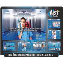 Diapositivas Power Point Tesis, Proyectos Y Mas