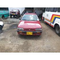 Mazda 323 Ganga Placa Bello ..no Debe Impiestos