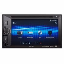 Estereo Sony Xav-65 Pantalla 6.5 Touch Dvd Bluetooth Usb