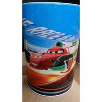 Fiesta Disney Cars Alcancia Metalica! Regalo