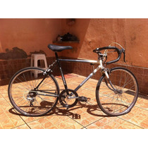 Bicicleta Speed Infantil Aro 22 Monark Crescent Junior (3 Ma