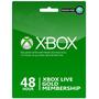 Xbox Live Gold 2 Días 48 Horas Para Xbox One/360 Consola