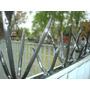 Pinches De Seguridad Espinas Púas Protección Perimetral Rej