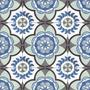 Calcareo Porcelanato Urba Pisos 56.7x56.7 San Lorenzo