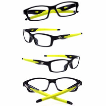 Armação Óculos De Grau Acetato Esportivo Masculino Flexivel