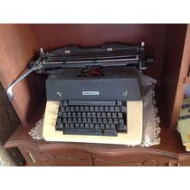 Vendo Maquina De Escribir Mecánica Remington 150