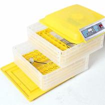 Incubadora Para 96 Huevos Automática Pollo Gallina Incubar