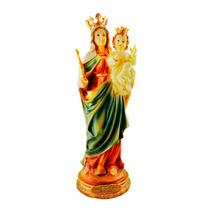 Imagem Escultura Nossa Senhora Auxiliadora 40cm