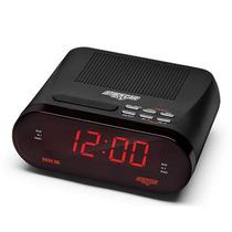 Radio Relogio C Despertador 0,25w Fm Am 127v Nks Gl327