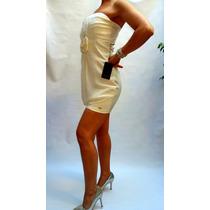 Vestidos Cortos De Fiesta Strapless Zhoue Maria Cher