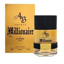 Perfume Masculino Spirit Millionaire Lomani 100ml