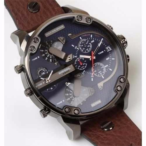 db3f8bc27f1b1 Relógio Diesel Masculino Dz7314 Mr.daddy 2.0-caixa Completo - R  899,00 em  Mercado Livre