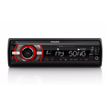 Auto Estereo Mp3 Phillips Bluetooth Sd Usb 22wx4 Rms