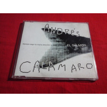Andres Calamaro - Cd Single , El Salmon - Ind. Argentina