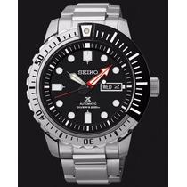 Relógio Seiko Automático Prospex Dive Aqualand Srp587k1 4r36