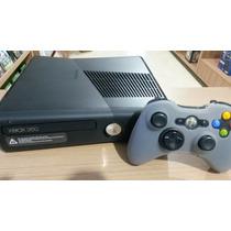 Xbox 360 Slim Usado 15 Jogos Cabo Hdmi Garantia Envio Imedia