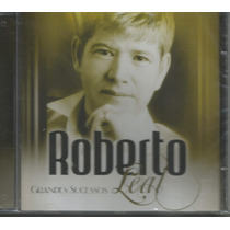 Cd - Roberto Leal - Grandes Sucessos - Lacrado