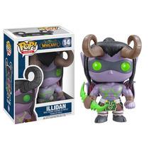 Funko Pop Illidan Wolrd Of Warcraft N°14