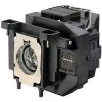 Epson Elplp67/powerlite X12 Lampara De Proyector Con Carcasa