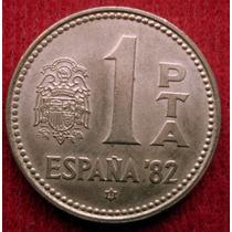 1 Peseta 1980 Mundial Francia 1982