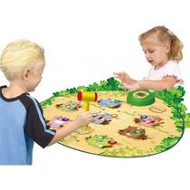 Juguete Niños Didactico Alfombra Punchy