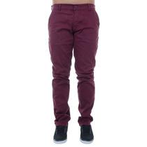 Calça Jeans Masculina Hang Loose Vinho