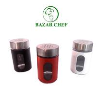 Especiero Color Con Tapa De Metal - Bazar Chef