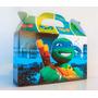 Cajita Tortugas Ninjas Mutant Nickelodeon Pack X40