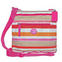 Bolso Coach Getaway Signature Nylon File Crossbody Bag Fem