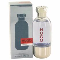 Perfume Hugo Element -- Caballero 90ml -- 100% Original