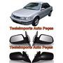 Par Retrovisor Corolla Eletrico Ano 1998 1999 2000 2001 2002