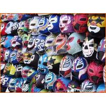 Mascaras De Luchadores Economicas.mayoreo.