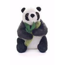 Peluche Oso Panda Wabro 20cm Mejor Precio!!