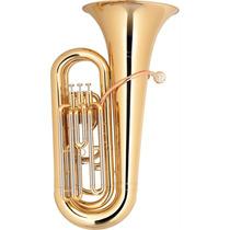 Tuba Sinfônica 3/4 De 3 Pistos Eagle Com Estojo - Tub670